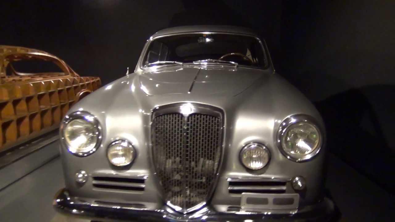 Antiche Auto Itala Alfa Romeo Lancia Fiat Museo