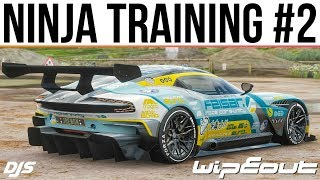 NINJA TRAINING #2 WipEout Edition - Forza Horizon 4