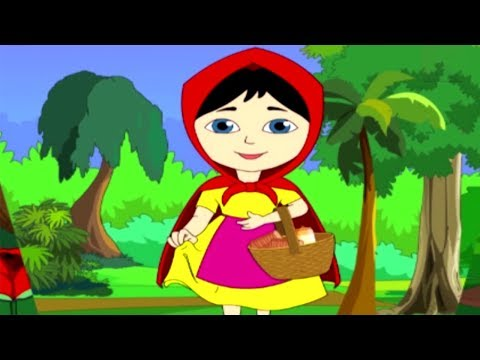 Little Red Riding Hood Full Movie - Bengali Fairy Tales - লিটল রেড রাইডিং হুড - Rupkothar Golpo
