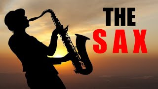 A collection of sexy saxophones-for a weekend adult night to relax