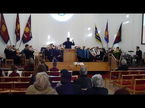 Belfast Sydenham Salvation Army Band - The Red Shield