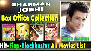 Sharman Joshi Hit and Flop Blockbuster All Movies List with Box Office Collection Analysis