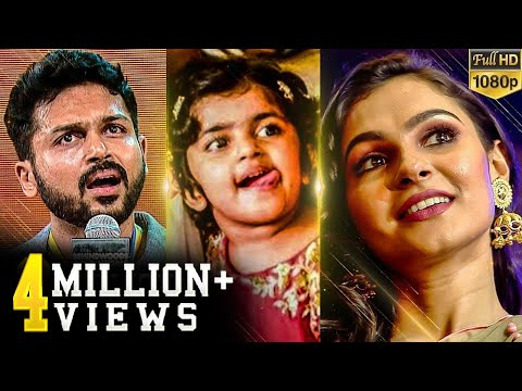 What A Voice - Karthi's Live Singing for his daughter!