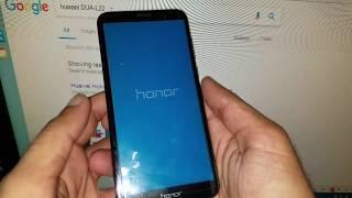 Honor 6X Frp BLN-L22 Version 7 0 Nougat Bypass google