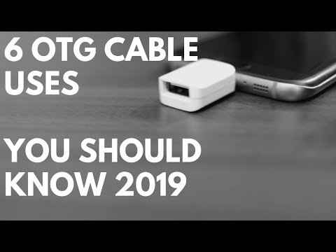 Top 5+ OTG Cable Uses You Should Know in 2017
