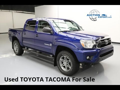 Used Toyota Tacoma  for Sale in USA, Shipping to Oman