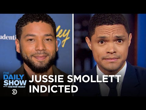 Jussie Indicted & The DOJ Meddles in Roger Stone's Case | The Daily Show