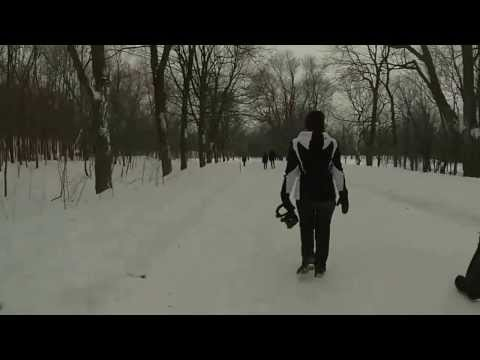 RUN   Montreal   January 2014   Mont Royal   45 mins