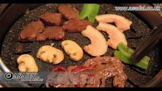 Asadal Restaurant Korean Grill Bbq