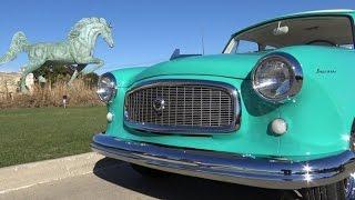 1959 American Motors AMC Rambler American Club Sedan