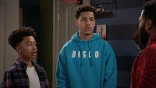 Junior and Jack Learn Home Improvement Skills - black-ish