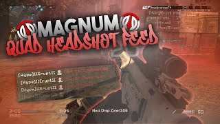 MAGNUM QHSF AND NICE 4 GUN! (Multi-COD Highlights) @HypeErupt