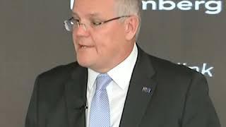 澳总理:北京应采取改革措施结束美中贸易战