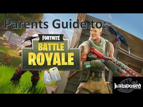 Parents Guide to: FORTNITE Battle Royal