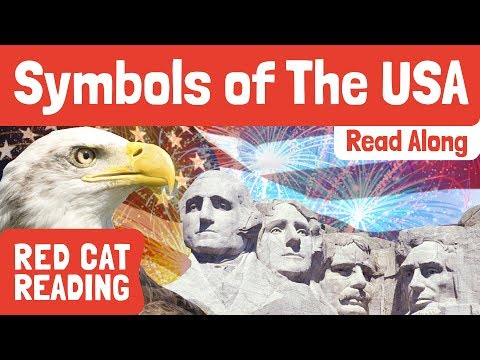 Symbols of the United States | Facts about the U.S. | Made by Red Cat Reading