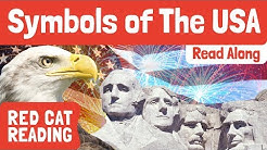 Symbols of the United States   Facts about the U.S.   Made by Red Cat Reading