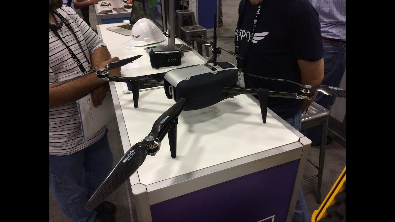 Adam Rice Kespry UAV ESRI 2015
