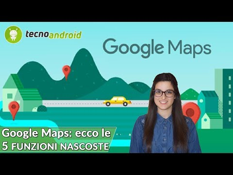 GOOGLE MAPS: ecco alcune funzionalità NASCOSTE che vi STUPIRANNO
