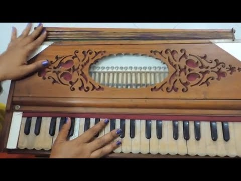 Learn Bengali Music || Harmonium || Lesson-1
