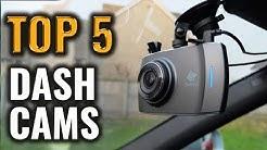 ✅ Die 5 BESTEN DASHCAMS 2019  - Auto Kamera kaufen | 4k Dual Dash Cams deutsch