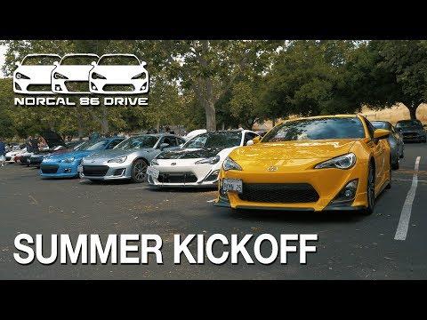 NorCal 86 Summer Kickoff [4K]