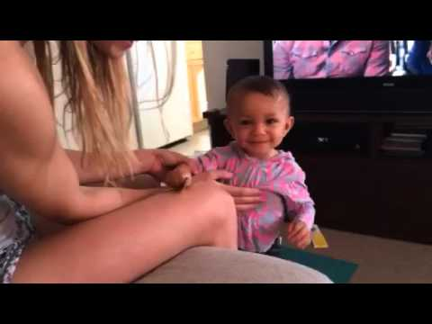 Cute Baby Says I Love You In Russian я тебя люблю Youtube