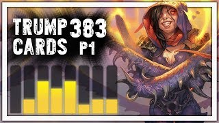 Hearthstone: Trump Cards - 383 - Part 1: Tentacle Synergy