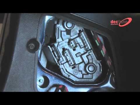 SEAT Leon 1M - задние фонари