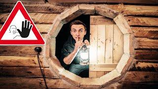 Was haben wir in den GEHEIMEN RAUM gebaut? | unterirdisches Haus #8