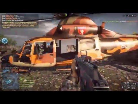 Battlefield 4 Fast Attack Boat Crew