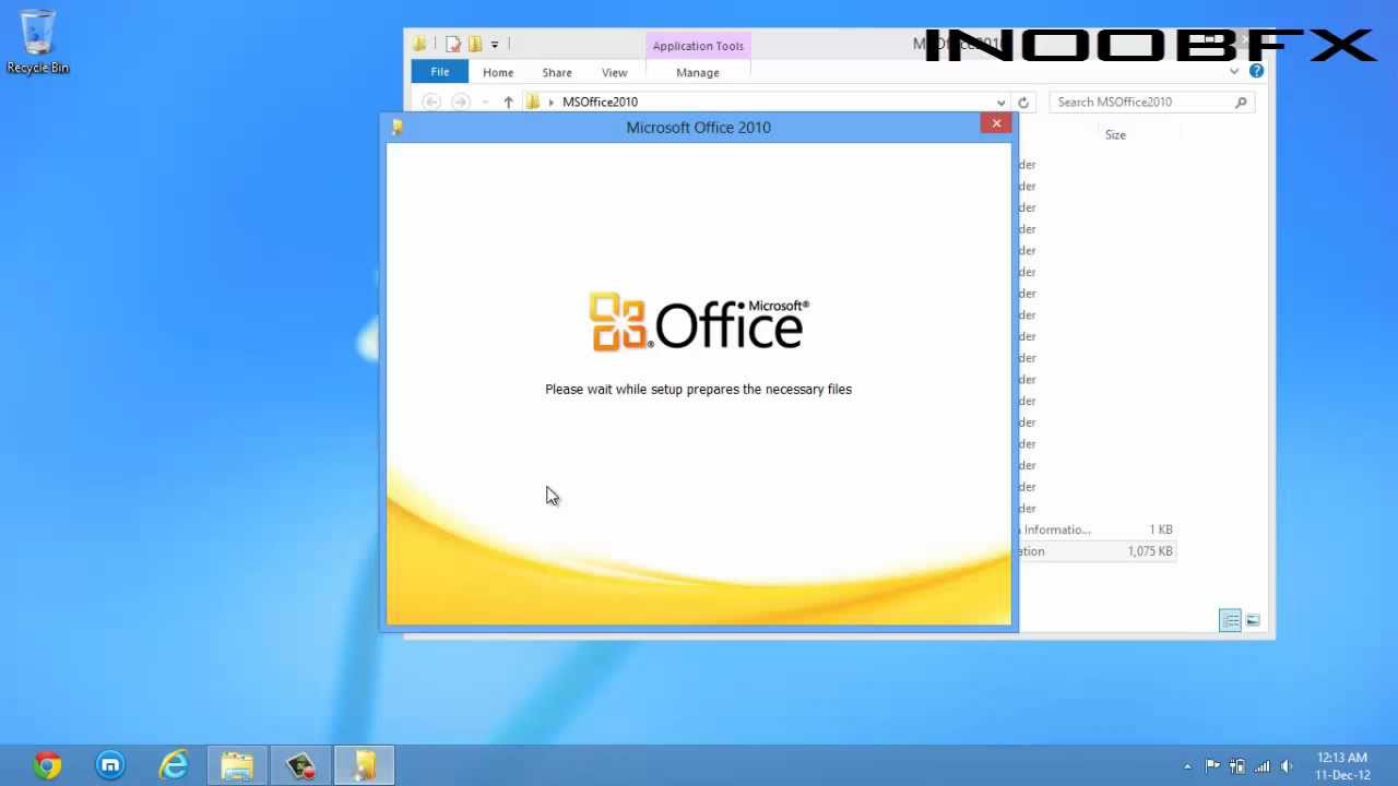install microsoft office 2010