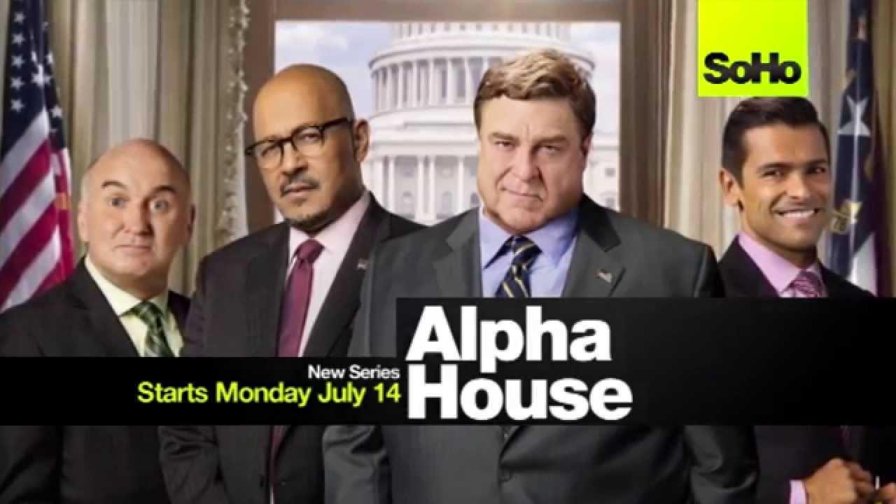 Download Alpha House - Season 1