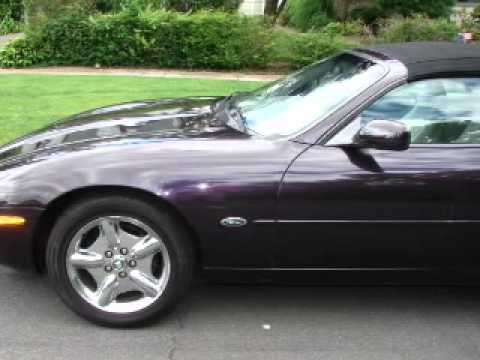 1999 Jaguar XK8   Great Neck NY