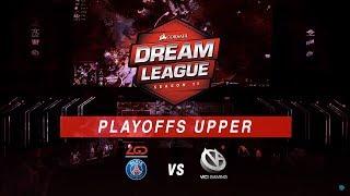 DreamLeague Season 11 | Major de Estocolmo |  PSG.LGD Vs Vici Gaming | Cast: Lucky