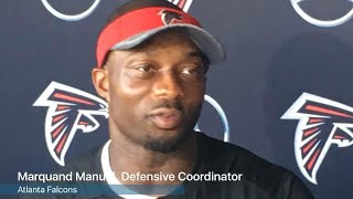 Video: Marquand Manuel on Takk McKinley, other issues