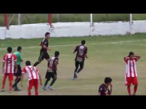 Gol de Guzmán - AyE 1 - 2 Villa Unión