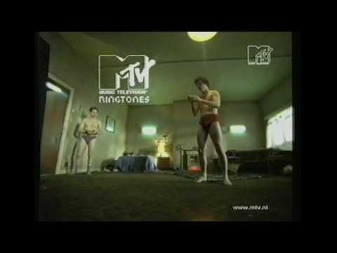 MTV Ringtones   Call Me On My Mobile Commercial 2001