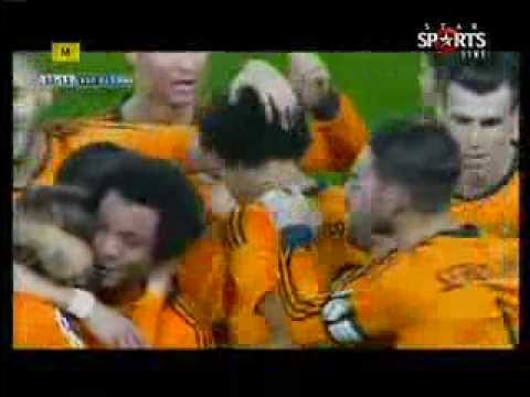 Real Madrid vs Espanyol  1-0 All Goals and Highlight - BBVA League 13 01 2014