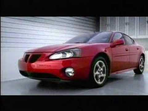 2004 Pontiac Commercial featuring GTO