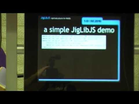 Getting physic-al with WebGL: JigLibJS