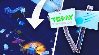 *PROOF* METEOR HITTING TILTED TOWERS TOMORROW IN FORTNITE