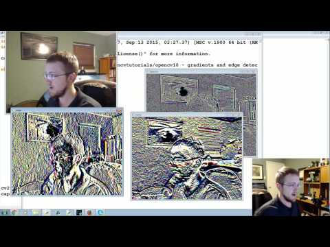 Edge Detection and Gradients - OpenCV with Python for Image and Video  Analysis 10
