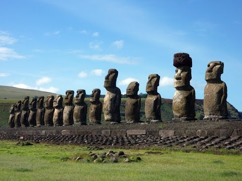Full Day Tour around Easter Island