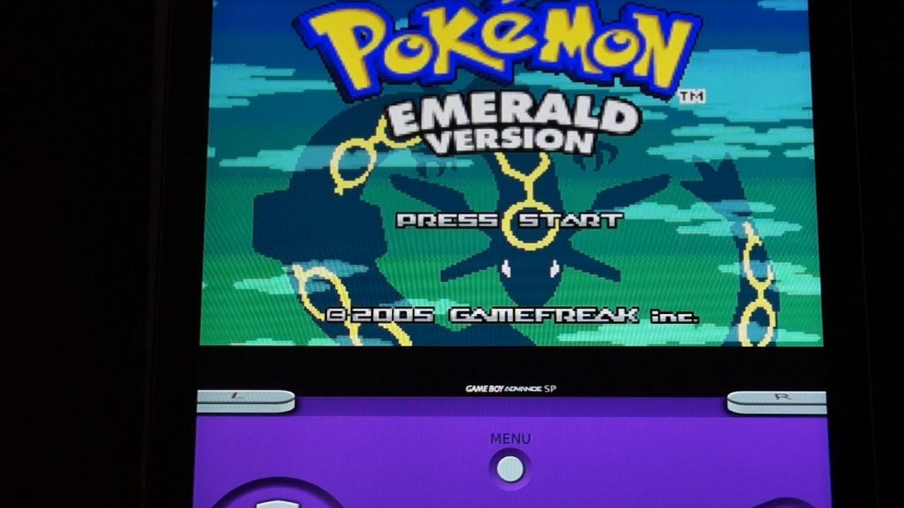 gba emulator android games pokemon | Games World