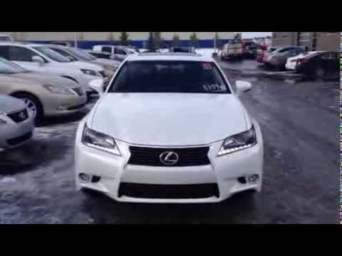 2014 Lexus GS 350 Review - YouTube