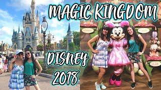MAGIC KINGDOM VLOG! - DISNEY DÍA 1