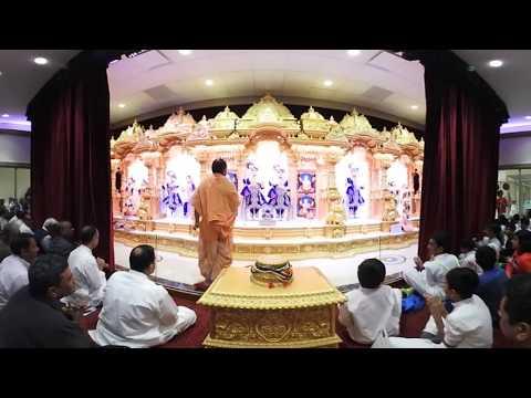 BAPS Hindu Temple in Melville