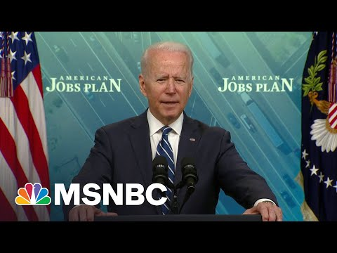 'Our Economy Is On The Move': Biden Celebrates June Jobs Report Numbers