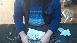 200 bar ar pompali oto yikama makinası tamiri