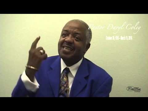 The Late Great Daryl Coley- (Full Interview)